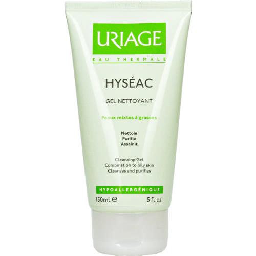 uriage hyseac cleansing gel 150ml clicks. Black Bedroom Furniture Sets. Home Design Ideas
