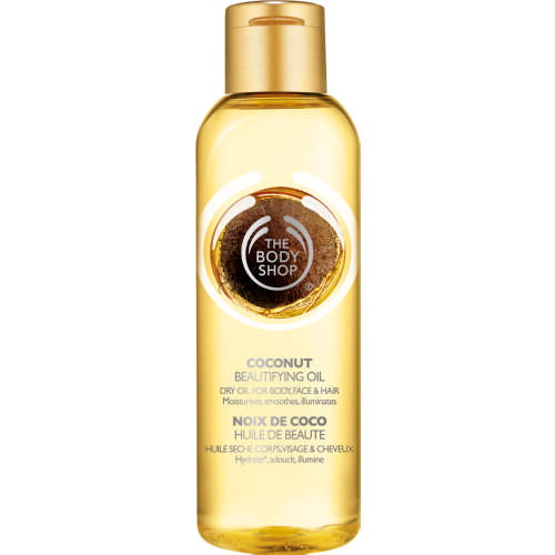 Coconut Beautifying Oil 100ml