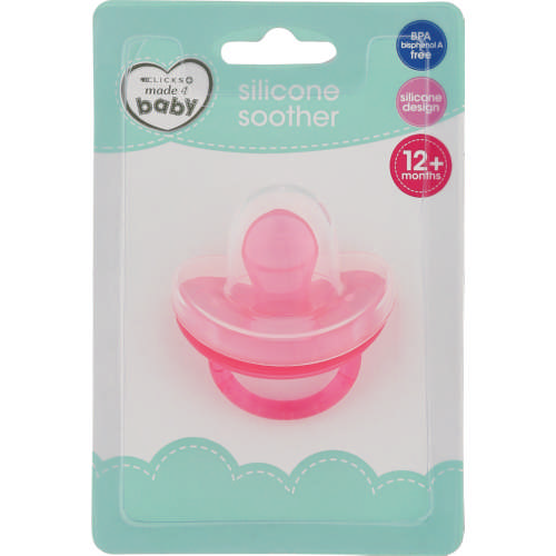 Made 4 Baby Silicone Soother