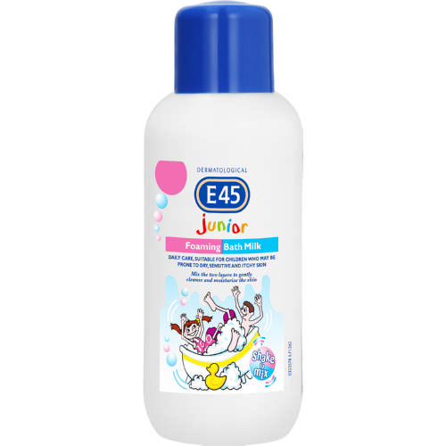 Junior Foaming Bath Milk 500ml