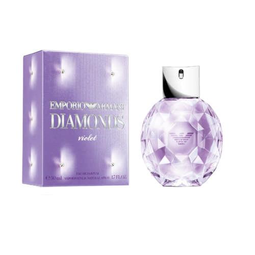 Emporio Armani Diamonds Violet Eau De Parfum 50ml Clicks