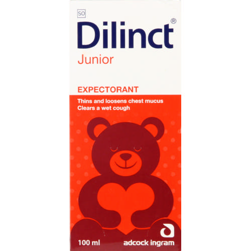 Junior Expectorant Syrup 100ml
