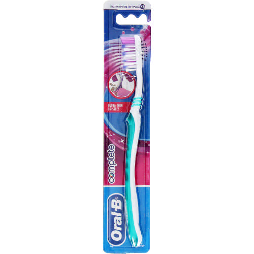 Oral B Complete 7 Ultra Thin 40 Medium Manual Toothbrush
