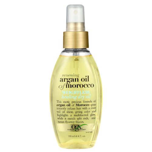 OGX Argan Oil Morocco Healing Dry Oil 118ml s