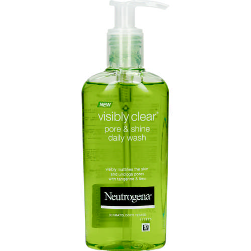 Visibly Clear Pore & Shine Daily Wash 200ml