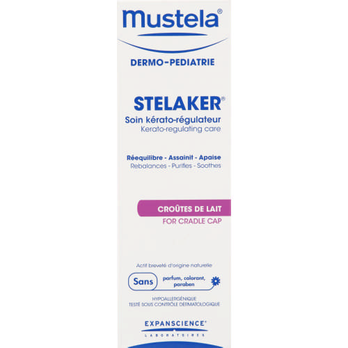 Dermo Pediatrie Stelaker For Cradle Cap 40ml