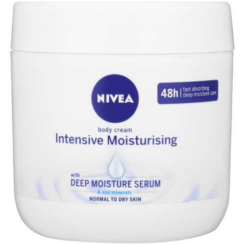 Moisturising Body Cream 400ml