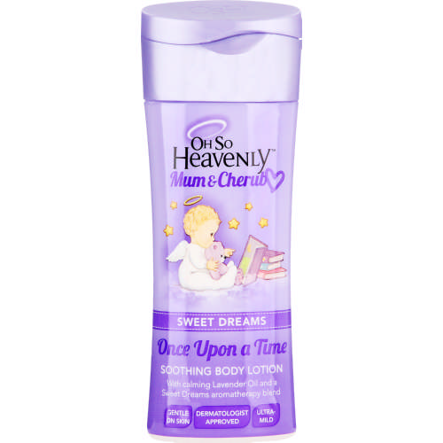 Mum & Cherub Soothing Body Lotion 200ml