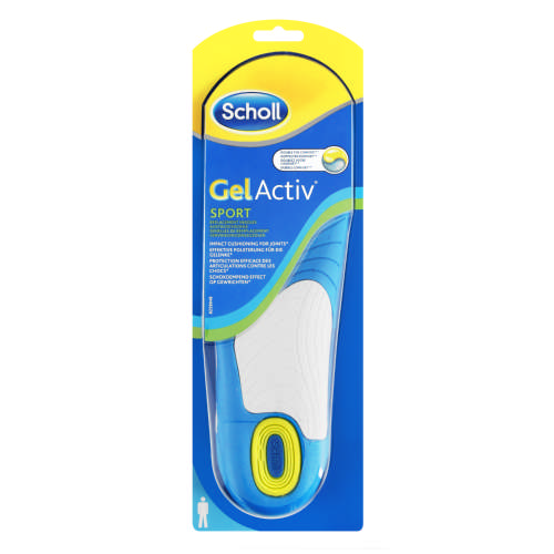 Gel Active Male Sport Insoles