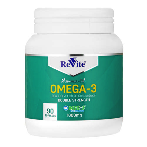 Omega 3 Double Strength 90 Softgels