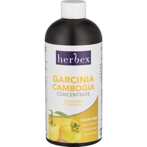 Herbex Garcinia Cambogia Concentrate Clicks