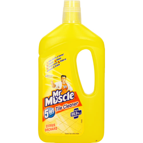 5-in-1 Tile Cleaner Citrus Orchard 750ml