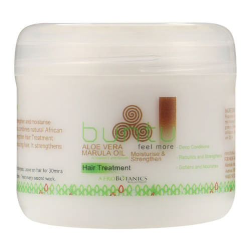 Buntu Aloe Vera & Marula Oil Hair Treatment 100ml