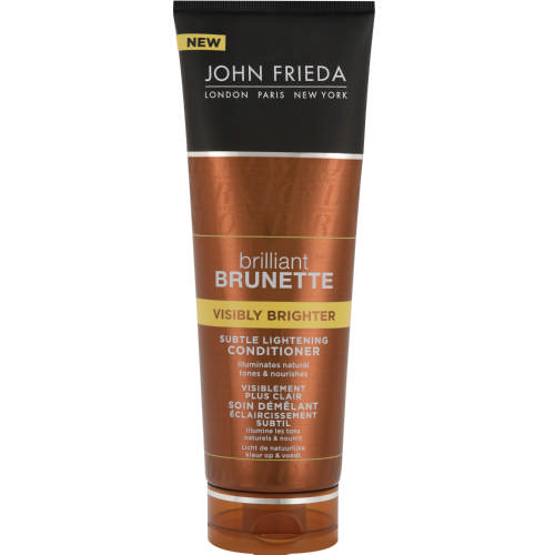 Brilliant Brunette Visibly Brighter Subtle Lightening Conditioner 250ml