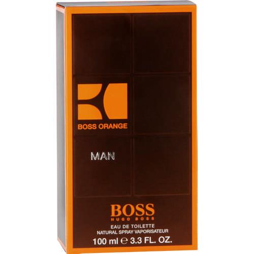 Hugo Boss Orange Eau De Toilette Man Natural Spray 100ml Clicks