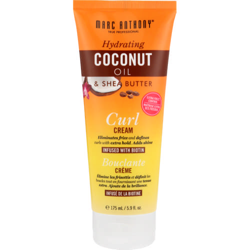 Curl Cream Coconut Oil & Shea Butter 175ml