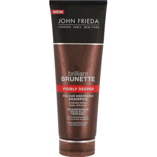 Brilliant Brunette Visibly Deeper Colour Deepening Shampoo 250ml