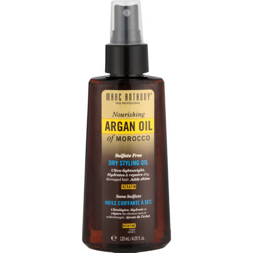 Dry Styling Oil Argan Oil Of Morroco 120ml