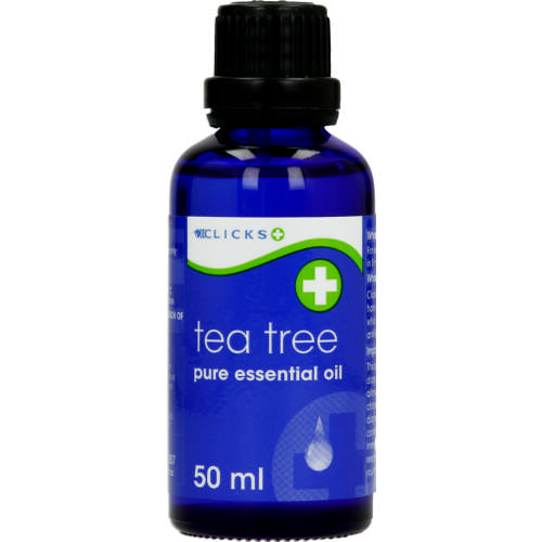 Pure Essential Oil Tea Tree 50ml