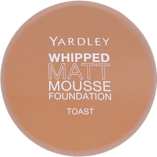 Whipped Matt Mousse Foundation Toast 14g