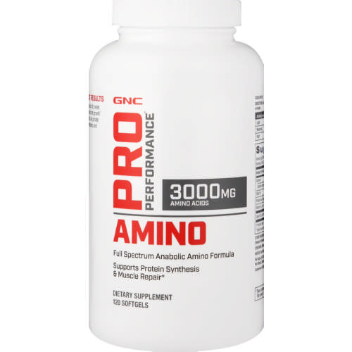 Pro Performance Amino 3000 120 Softgels