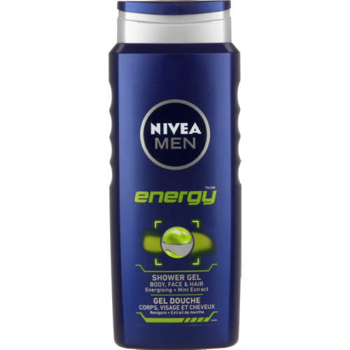 Energy For Men Shower Gel 500ml