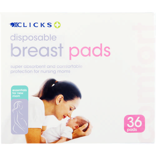 Disposable Breast Pads 36 Pads