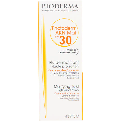 Photoderm SPF30 AKN Mat Sun Protection 40ml