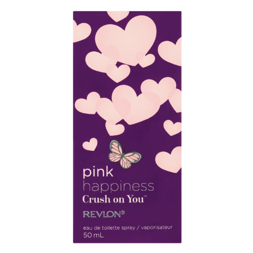 Pink Happiness Crush On You Eau De Toilette 50ml