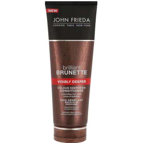 Brilliant Brunette Visibly Deeper Colour Deepening Conditioner 250ml