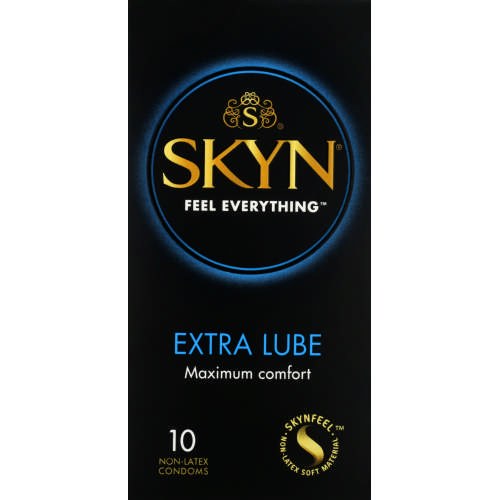 Extra Lubricated Condoms 10 Condoms