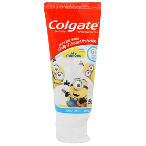 Kids Minions Toothpaste 50ml