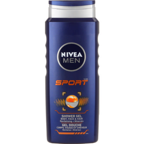 Sport Shower Gel 500ml