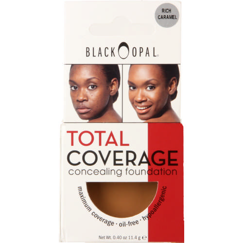 Total Coverage Concealing Foundation Rich Caramel 11.4g