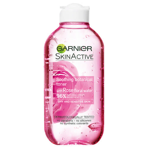 Skin Active Naturals Toner Rose 400ml