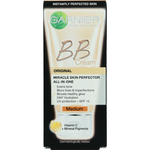 Skin Naturals BB Cream Original Medium 50ml