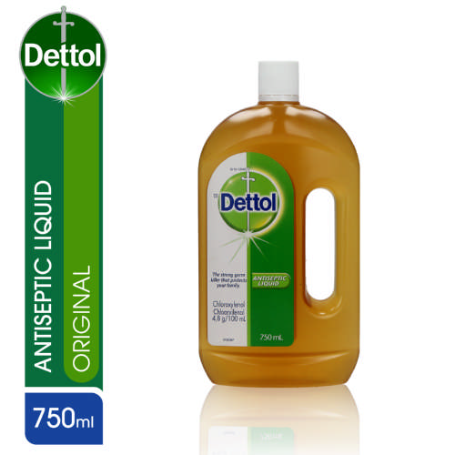 Disinfectant Antiseptic Liquid 750ml