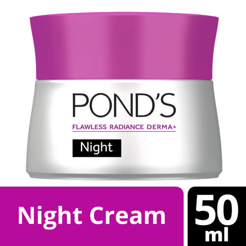 Flawless Radiance Derma Night Cream