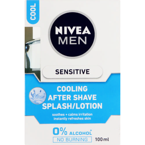 Cooling Aftershave Sensitive 100ml