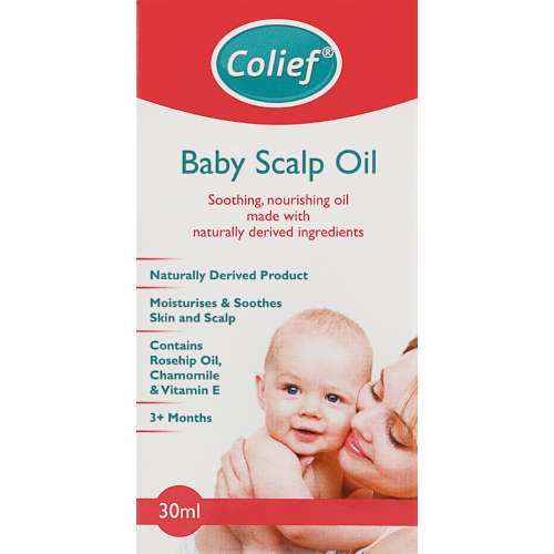 50535a33a Colief Baby Scalp Oil 30ml - Clicks