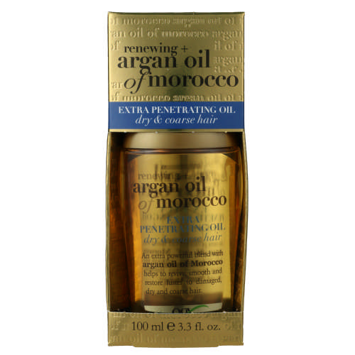 ogx argan oil of morocco extra penetrating oil 98ml clicks. Black Bedroom Furniture Sets. Home Design Ideas