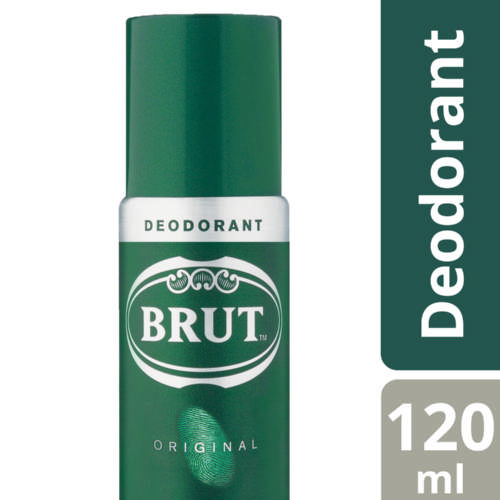 Body Spray Deodorant Original 120ml