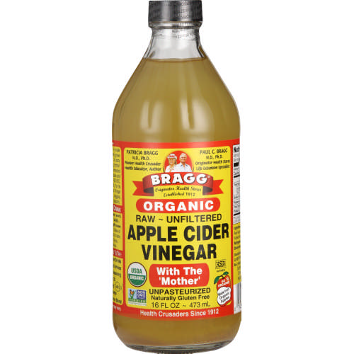 Bragg Organic Apple Cider Vinegar 473ml Clicks
