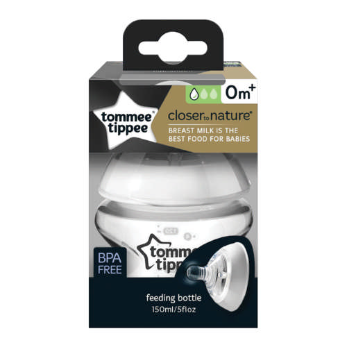 Closer to Nature Feeding Bottle 150ml