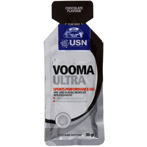 Vooma Ultra Sports Performance Gel Chocolate 36g