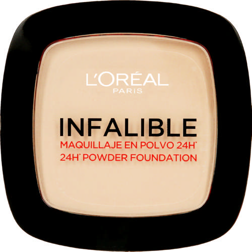 Infallible 24-Hour Powder Foundation Warm Vanilla 9g