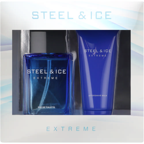 Steel & Ice Eau de Toilette Gift Set