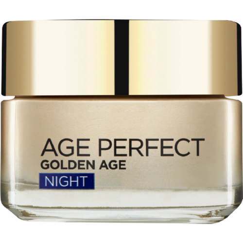 Age Perfect Rosy Night Cream Golden Age 50ml