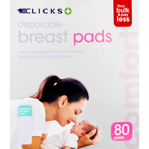 Disposable Breast Pads 80 Pads