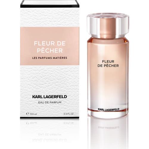 Karl Lagerfeld Fleur De Pecher Eau De Parfum 100ml Clicks
